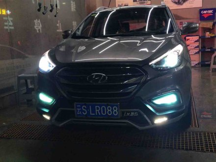 北京现代ix35 2015款 2.0L 自动两驱智能型 国V