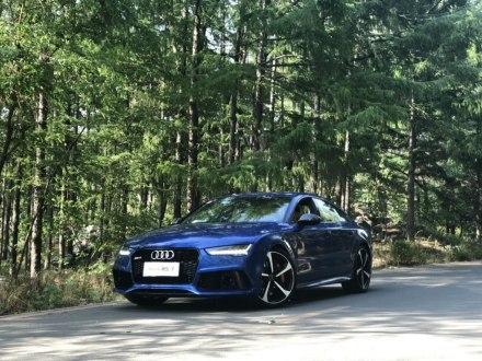 奥迪RS 7 2016款 RS 7 4.0T Sportback