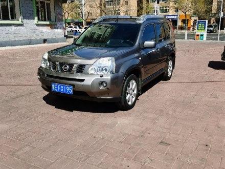 奇�E 2010款 2.5L CVT至尊版 4WD