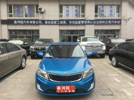 起亚K2 2011款 三厢 1.6L AT Premium