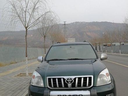 普拉多 2004款 4.0L ?#36828;�GX