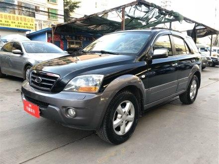 索兰托 2006款 3.8L 汽油舒适版