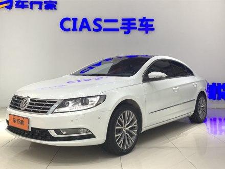 一汽-大�CC 2016款 2.0TSI 豪�A型