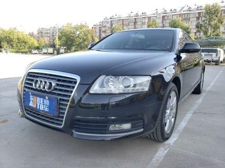 奥迪A6L 2010款 2.8 FSI 豪华型