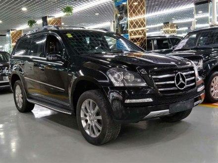 奔驰GL级 2011款 GL 450 4MATIC尊贵型
