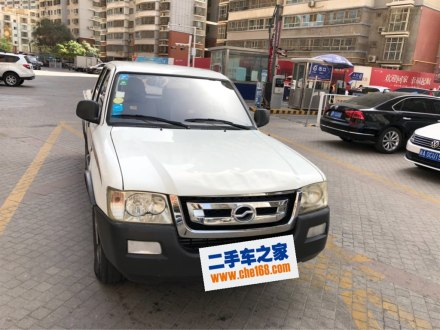旗舰A9 2009款 2.4T柴油豪华型