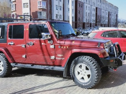 牧马人 2011款 3.8L Sahara 四门版
