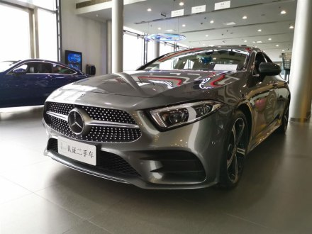 奔驰CLS级 2018款 CLS 350 4MATIC