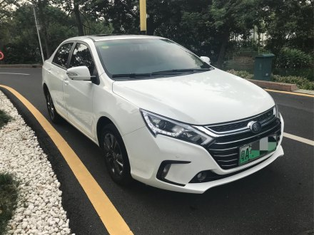 秦新能源 2017款 1.5T 尊贵型