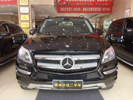 奔驰GL级 2013款 GL 350 柴油中东版