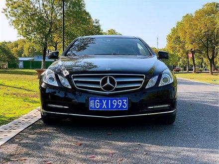 奔�YE�(�M口) 2011款 E 260 CGI Coupe