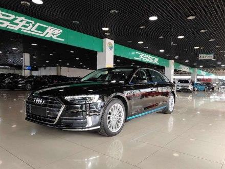 奥迪A8 2018款 A8L 55 TFSI quattro投放版精英型