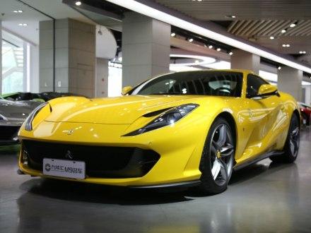 812 Superfast 2017款 6.5L 标准型