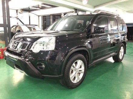 奇骏 2012款 2.5L 手动豪华版 4WD