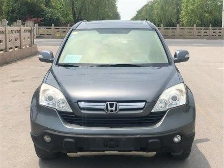 本田CR-V 2010款 2.4L ?#36828;?#22235;驱豪华版