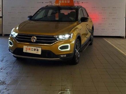 T-ROC探歌 2018款 280TSI DSG两驱豪华型 国V