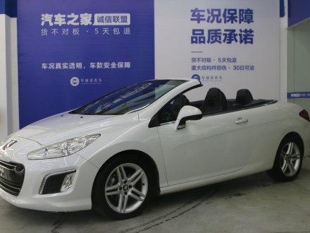 标致308(进口) 2012款 1.6T CC 时尚型