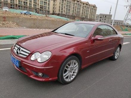 奔驰CLK级 2006款 CLK 200K 双门轿跑车