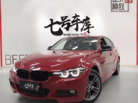 宝马3系 2018款 320i M运动曜夜版