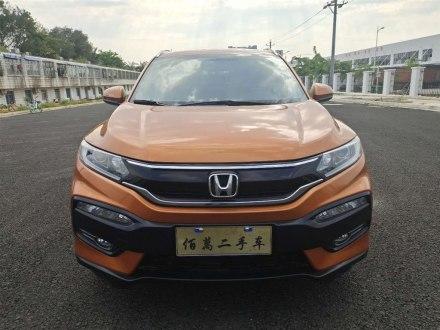 本田XR-V 2017款 1.8L VTi CVT豪�A版