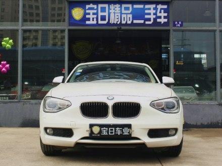 宝马1系(进口) 2013款 改款 118i 领先型