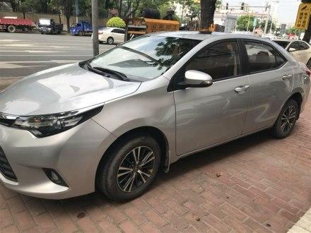 雷凌 2015款 1.6E CVT新锐版