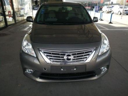 阳光 2011款 1.5XV CVT尊贵版