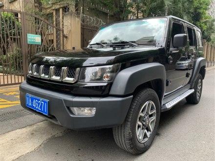 北京BJ40 2016款 40L 2.3T 自�铀尿�尊享版