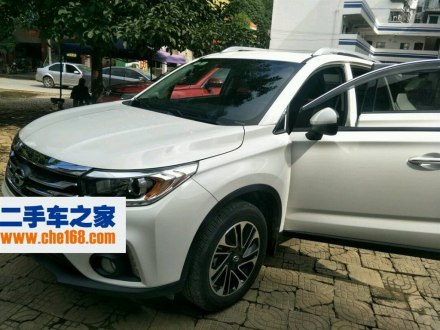 传祺GS4 2015款 200T 手动豪华版