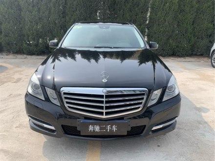 奔�YE� 2012款 E 260 L CGI�r尚型