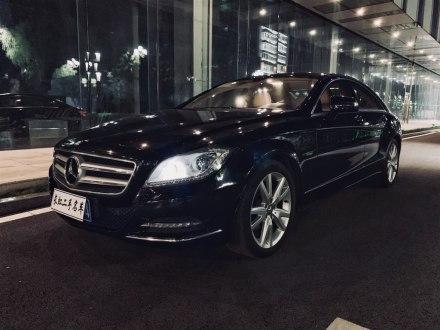 奔驰CLS级 2012款 CLS 300 CGI