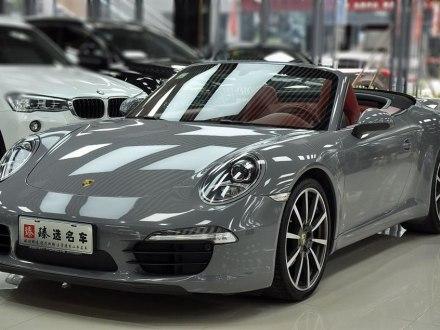 保�r捷911 2012款 Carrera 3.4L