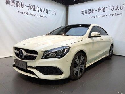 奔�YCLA� 2017款 改款 CLA 200 �r尚型