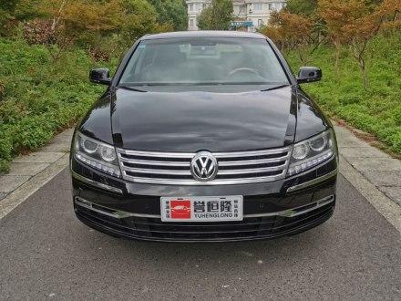 辉腾 2011款 3.6L V6 5座加长商务版