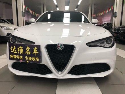 Giulia 2017款 2.0T 200HP 豪华版