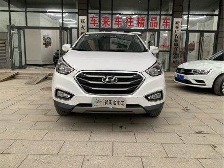 北京现代ix35 2015款 2.0L 自动两驱舒适型 国V