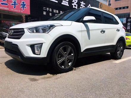 北京现代ix25 2015款 1.6L 自动两驱智能型GLS