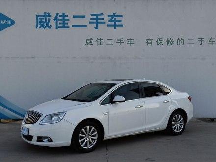 英朗 2013款 GT 1.6L 自动舒适版