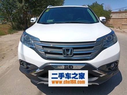 本田CR-V 2013款 2.0L 两驱经典版