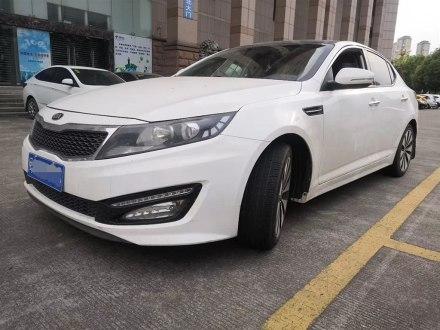 起亚K5 2012款 2.0L 自动Premium