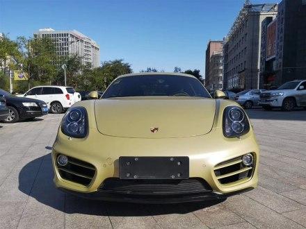 Cayman 2015款 Cayman Style Edition 2.7L