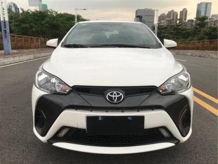 YARiS L 致炫 2017款 1.5E CVT劲速升级版