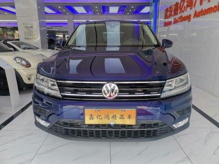 Tiguan 2018款 280TSI �沈�精英型