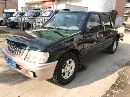宝典 2009款 2.8T两驱柴油GL