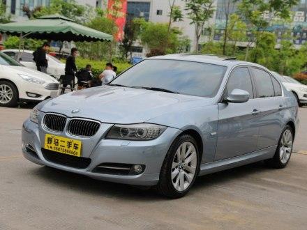 宝马3系(进口) 2010款 320i豪华型