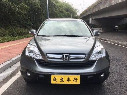 本田CR-V 2007款 2.4L ?#36828;?#22235;驱豪华版