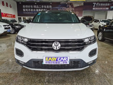 T-ROC探歌 2018款 280TSI DSG四�豪�A型 ��V