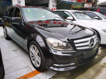 奔驰C级(进口) 2011款 C 200 时尚旅行版