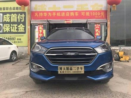 众泰T300 2017款 1.5L 手动尊享型