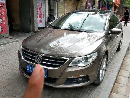 一汽-大众CC 2012款 1.8TSI 豪华型